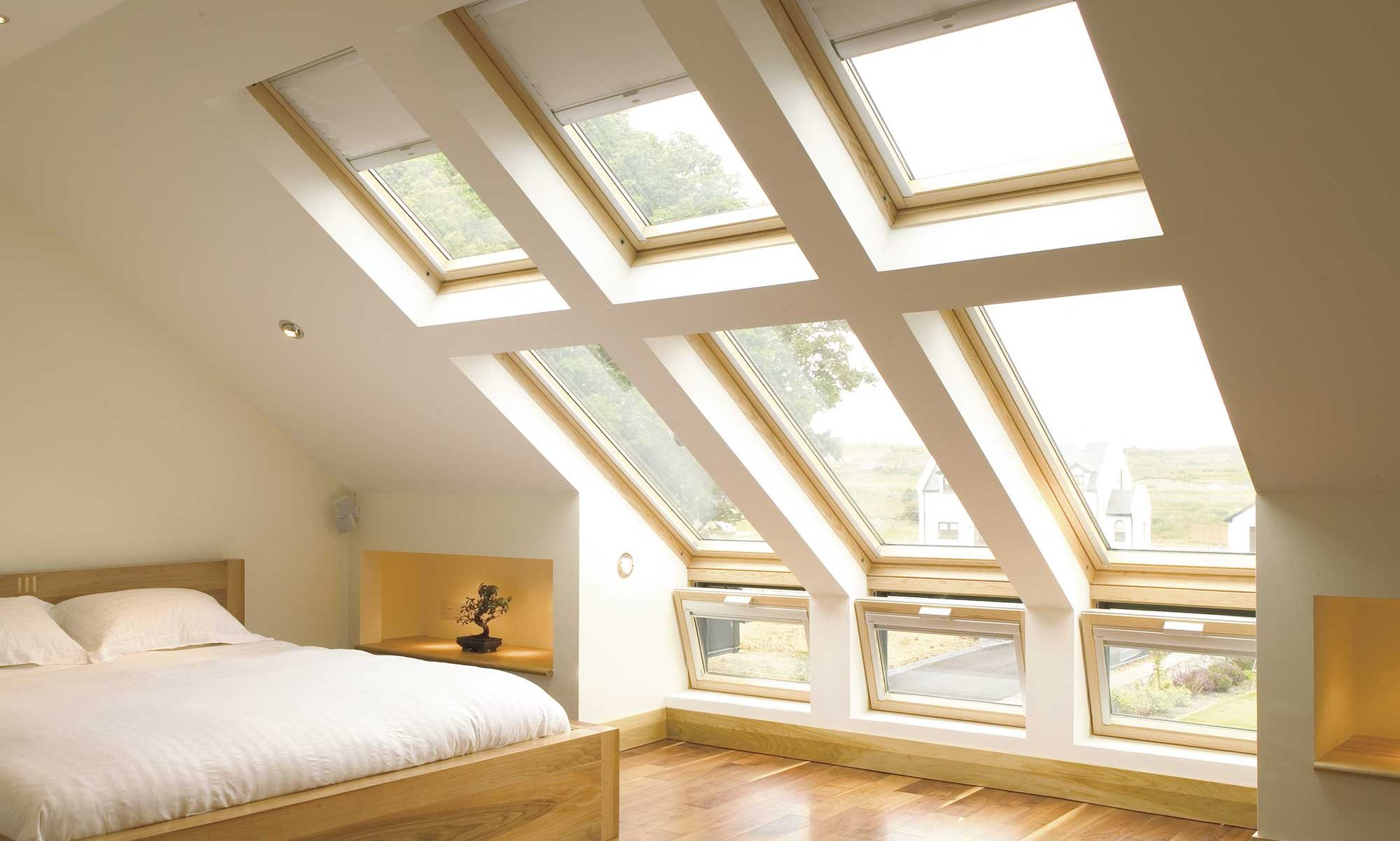 Stockport Loft Conversions Dorma Ladders And Attic Bedrooms