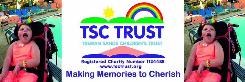 TSC Trust Banner 6ft x 2ft copy